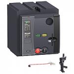 MT250 моторен механизъм 220-240 V, 50/50 Hz + комуникиращи контакти OF, SD, SDE, за NSX100..160