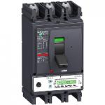 Автоматичен прекъсвач, лят корпус NSX400 Micrologic 5.3 A (LSI защита, амметър), 400 A, 3P/3d, F