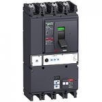 Vigicompact NSX630F Електронна защита 630 A 4P/3d,4d, 3d+N/2