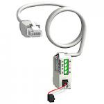NSX cord wire length 0.35 m, U>480 V AC
