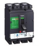 Molded case circuit-breaker CVS100F, 36 kA, 50 A, 4P/3d, Thermal-magnetic