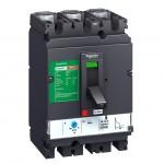 Molded case circuit-breaker CVS250F, 36 kA, 160 A, 4P/4d, Thermal-magnetic