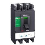 Molded case circuit-breaker CVS400F, 36 kA, 400 A, 4P/4d, Thermal-magnetic