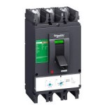 Molded case circuit-breaker CVS630N, 50 kA, 630 A, 4P/3d, 4d, 3d + N/2, ETS 2.3