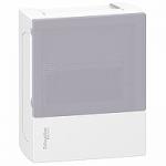 Mini Pragma табло за открит монтаж 1 x 6, с полупрозрачна врата