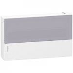 Mini Pragma табло за открит монтаж 1 x 18, с полупрозрачна врата