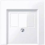 Капак с квадратен отвор, Активно бяло