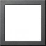 Капак на механизъм за аварийно осветление, Антрацит