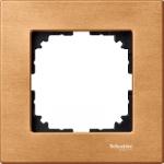 Рамка M-Elegance Wood, едномодулна, Бук