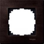 Рамка M-Elegance Wood, едномодулна, Венге