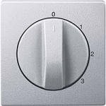 Капак за тристъпков ротативен ключ, Алуминий