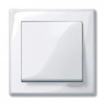Рамка M-Smart, едномодулна, Активно бяло