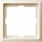Рамка Artec, едномодулна, Крема