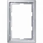 Рамка Artec, едно и половина модулна, Алуминий