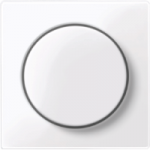 Капак за ротативен димер, Активно бяло