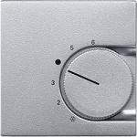 Капак за стаен термостат с двупосочен контакт, Алуминий