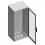 Моноблок шкаф без монтажна плоча Special SM, 1800x800x400, 1 прозрачна врата
