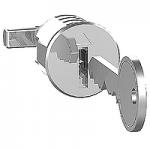 Заключване на вратата на таблото (ключалка 405), доставя се с 2 ключа