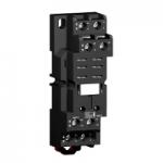 Цокъл RPM, Смесена подредба, Винтово свързване, 250 V за реле с 2 З/О
