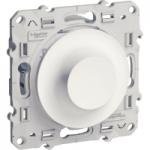 Ротативен димер-девиатор 40-600 VA, Бял