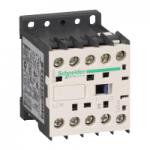 Контактор TeSys K, 3P(3 N/C) 127V AC, 9A