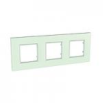 Тройна рамка Unica Quadro, Морско зелен