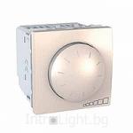 Димер за луминесцентни лампи 400 VA, 1 – 10 V, двумодулен, Слонова кост