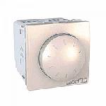 Димер-девиатор 40-400 W/VA, двумодулен, Слонова кост