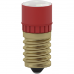 Mureva Styl - 1 x E14 LED 250V AC - red