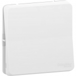 Mureva Styl - two-way switch flush & surface mounting - white