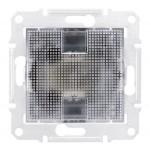 Авариен осветител 250V – 3W, Крема