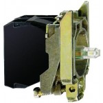 Светлинен блок с тяло и фиксирана втулка с вграден трансформатор, 1.2 VA – 6 V, 400 V AC, BA 9s, бял