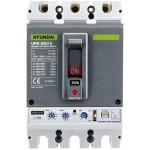 Автоматичен прекъсвач, лят корпус UPB, 100 kA, 125 A, 3P, Електронна защита - LTD, STD, INST