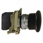 Бутон стоп-гъба (1 N/O) зелен - ATEX