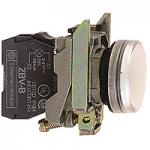 Контролна лампа 24 V AC/DC, бяла - ATEX