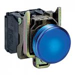 Контролна лампа 24 V AC/DC, синя