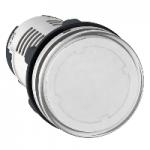 Сигнална лампа с вграден LED 230 V AC, прозрачен