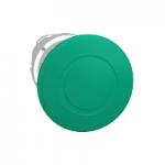 """Зелена глава тип """"гъба"""" 40 Ø натискане/издърпване"""