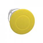 """Жълта глава тип """"гъба"""" 40 Ø натискане/издърпване"""