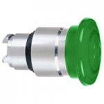 """Зелена глава тип """"гъба"""" , вграден LED"""