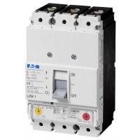 Автоматичен прекъсвач с лят корпус LZMB1, 4P, 25 kA, 100 A, Настройваема термична, Fixed моментна