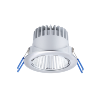 LEDSpotRA HQ 8W-Dim-3000-40D-AL�IP44