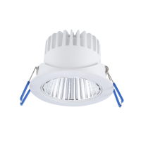 LEDSpotRA HQ 8W-Dim-3000-40D-WH�IP44