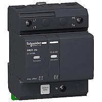Катоден отводител PRD1 25r Тип 1+2, 230/400 V