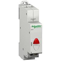 Acti9 iIL светлинен индикатор, единичен 12-48 V AC/DC, Червен