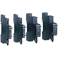 Независим работен изключвател MX + OF, 230-415 V AC, 110-130 V DC