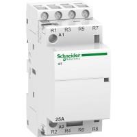 Модулен контактор iCT 4 N/C, 24 V AC, 25 A