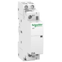Модулен контактор iCT 1 N/O, 220 V AC, 25 A