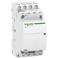 Модулен контактор iCT 4 N/C, 220/240 V AC, 25 A