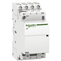 Модулен контактор iCT 2 N/O+2 N/C, 220/240 V AC, 25 A